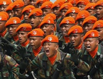 Indonesia Kembali Masuk Daftar Militer Terkuat di Dunia