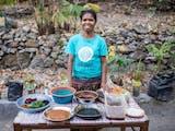 Mnahat Fe'u, Wisata Selebrasi Makan yang Unik Khas Orang Mollo NTT