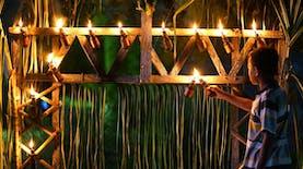 Makna Setiap Atribut Tradisi Tumbilotohe di Gorontalo