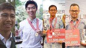 Mahasiswa Berprestasi Nasional 2017 Diumumkan. Ini Dia Para Mahasiswa Terbaik se-Indonesia.