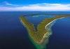 Pulau Kakaban, Bersih Tanpa Bangunan