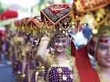 Semaraknya Pembukaan Pesta Kesenian Bali yang ke-40