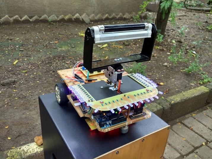 Luvizer, Robot Medis Pensteril Kamar Operasi Karya Mahasiswa UNAIR