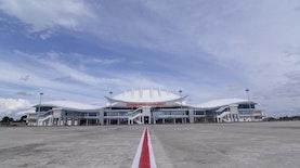 Bandara Tjilik Riwut: Tidak Cilik Lagi, Tapi Masih Imut