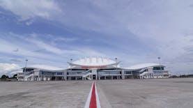 Terminal Baru Bandara Tjilik Riwut dalam Angka