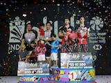 Gambar sampul Batik dan Blangkon Warnai Blibli Indonesia Open 2019