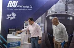 Pojok Baca MRT, Upaya Jakarta Tingkatkan Literasi Warganya