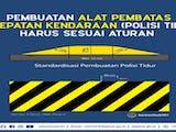 Gambar sampul Membangun Polisi Tidur Ternyata Ada Aturannya, Lho