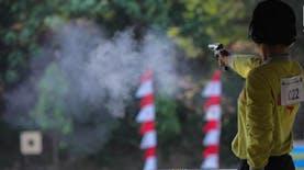 Hut ke-69 Polwan, Mencari Penembak Berprestasi dalam Polwan Cup