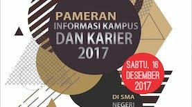 Wujudkan Mimpi Kuliah di Dalam atau Luar Negeri di Acara Pameran Informasi Kampus & Karier 2017