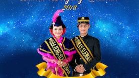 "Pemilihan Dimas Diajeng Sleman 2018 ""The Amazing Living Culture"""