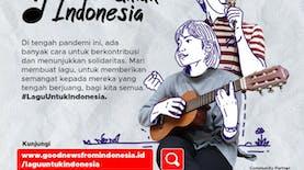 Suarakan Optimisme Lewat Lagu Untuk Indonesia