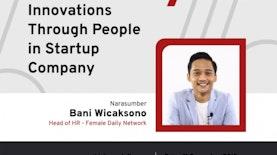 Startup: Tentang Gambaran Kerja dan Menumbuhkan Inovasi