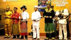 Mahasiswa Indonesia Pamerkan Budaya-Budaya Nusantara Di Negeri Dua Nil