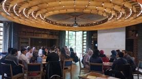 Puluhan Pelajar Indonesia seInggris Raya Berkumpul di Oxford Bincangkan Pendidikan Indonesia