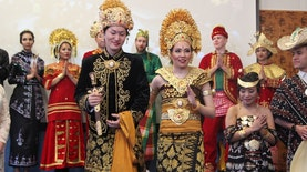Membawa Indonesia Sampai Ke Skotlandia