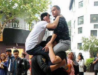 """PPI Hangzhou Sambut Mahasiswa Baru Dengan """"Djelajah Kota"""""""