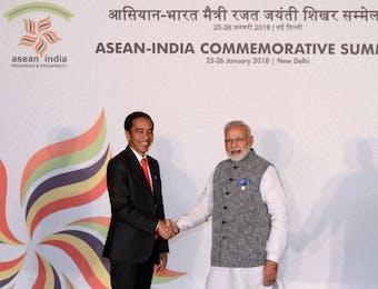 RI dan India Capai Kesepakatan Perdagangan 2,1 Miliar Dolar AS