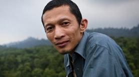 Pria asal Aceh ini Peraih Penghargaan Konservasi Lingkungan Internasional