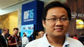 Pria ini Orang Pertama asal Indonesia yang Mendapat Sabuk Hitam dari Intel