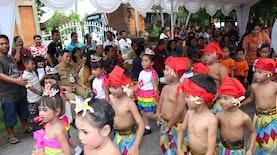 Program PAUD Indonesia, Raih Penghargaan Tingkat Dunia