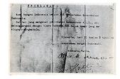 47 Tahun Lamanya, Teks Asli Proklamasi Keliling Dunia