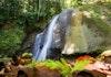 Air Terjun Bunga Kokota, Bersama Penduduk Setempat Bermain ke Wisata Alternatif di Pulau Morotai