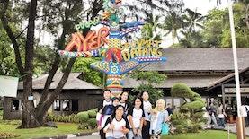 Pulau Ayer Resort Tempat Wisata Pulau Seribu Yang Terdekat Dari Jakarta