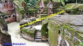 Benteng Martello Pulau Bidadari