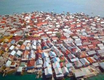 Pulau dengan Populasi terpadat di Dunia ada di Indonesia