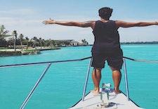 Serasa di Maladewa Ini Pulau H yang Mewah di Kepulauan Seribu