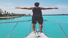 Pulau Ala Maladewa di Kepulauan Seribu