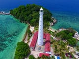 Gambar sampul Mercusuar Tua dan Daya Tarik Wisata Pulau Lengkuas