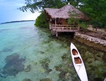 Pulau Macan Wisata Pulau Yang Membatasi Tamu Berjumlah 40 Orang