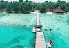 Beribu Pesona Pulau Pantara di Kepulauan Seribu