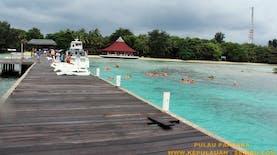 Liburan Ke Pulau Pantara Dengan Menikmati Jernihnya Air Laut Di Kepulauan Seribu