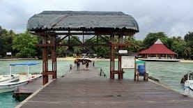 Pulau Pantara Sebuah Pulau Resort Yang Terjauh Di Kepulauan Seribu