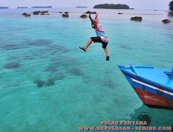 Pulau Pantara Di Sebut Sebagai Pulau Seribu Marine Resort