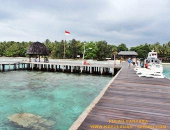 Pulau Pantara Wisata Pulau Seribu Yang Terjauh Dari Propinsi Ibu Kota jakarta