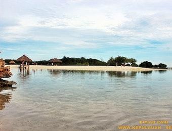 Pulau Pari Destinasi Wisata Pulau Penduduk Di Kepulauan Seribu