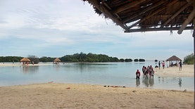 Pulau Pari Wisata Pasir Putih Pantai Perawan | Pulau Seribu