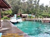 Gambar sampul Pulau Pelangi Pulau Resort Yang Memiliki Cottage Bungalow