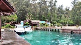 Pulau Pelangi Pulau Resort Yang Memiliki Cottage Bungalow