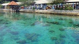 Pulau Pramuka Wisata Kepulauan Seribu