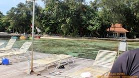 Pulau Putri Wisata Pantai Dan Pasir Di Pulau Seribu