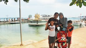 Pulau Putri Adalah Perjalanan Wisata Pulau Seribu