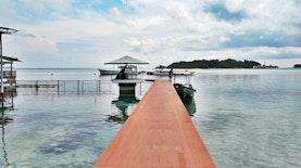 Pulau Putri | Wisata Beragam Fasilitas Yang Terdapat Di Pulau Seribu