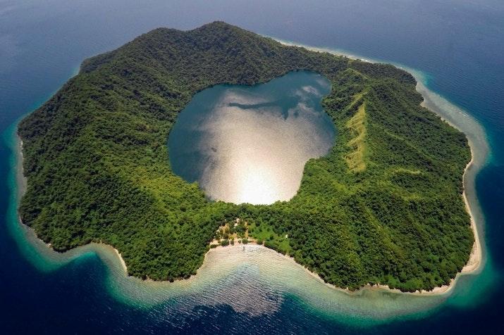 Gunung Api dan Danau Purba Berusia 10 Ribu Tahun Lebih Tua dari Gunung Tambora