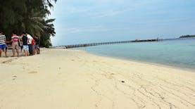 Pulau Sepa Merupakan Wisata Pulau Private Yang Ada Di Pulau Seribu