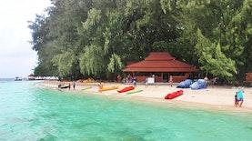 Pulau Sepa | Destinasi Liburan Keluarga Di Pulau Seribu